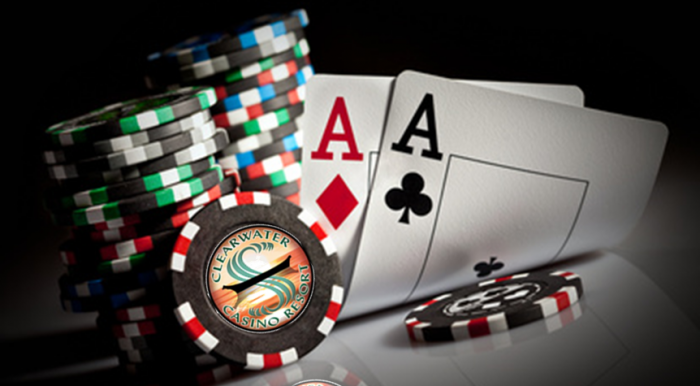 Pointers in different Poker games