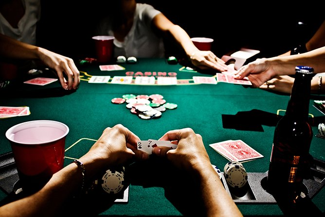 What is Online Poker?
