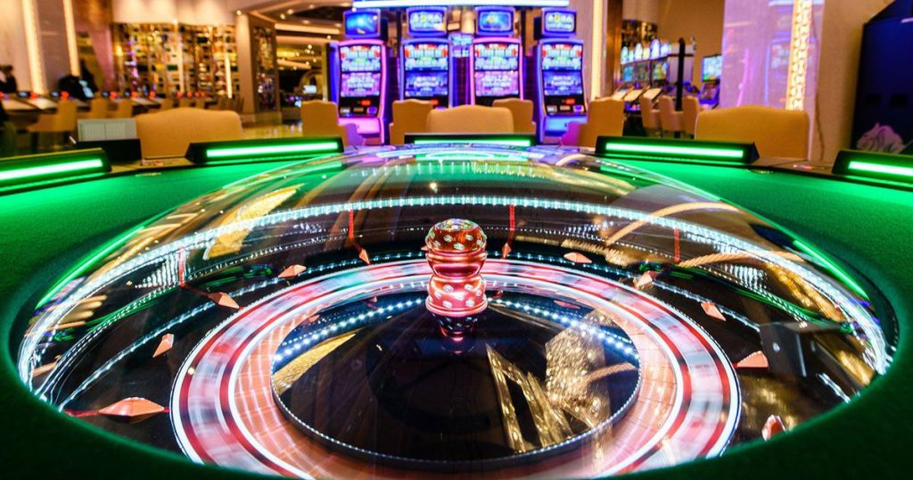 Play Slot Games Online